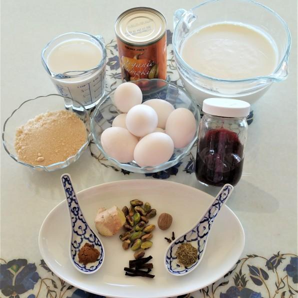 Pumpkin Pot Du Creme Ingredients