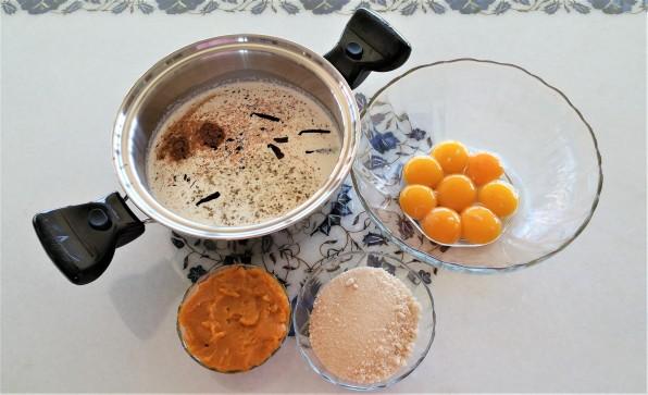 Pumpkin Pot Du Creme Prep 1