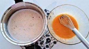 Pumpkin Pot Du Creme Prep 2