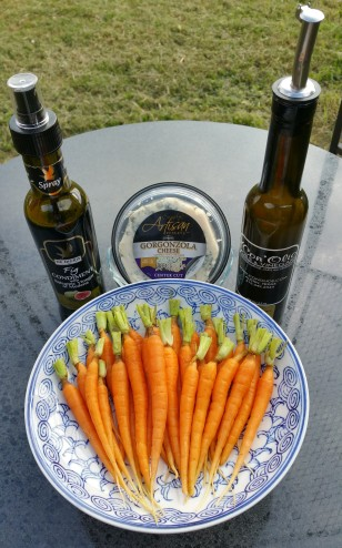Roasted Carrots Ingredients