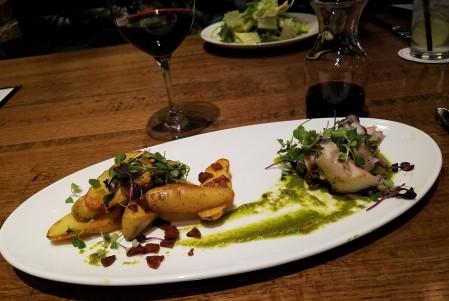 Taverna2 Charred Octopus