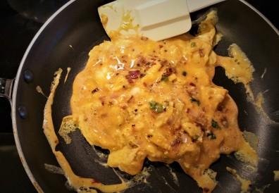 Tiffany's Eggs Cook 6