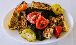 Chargrilled Veggies Feature