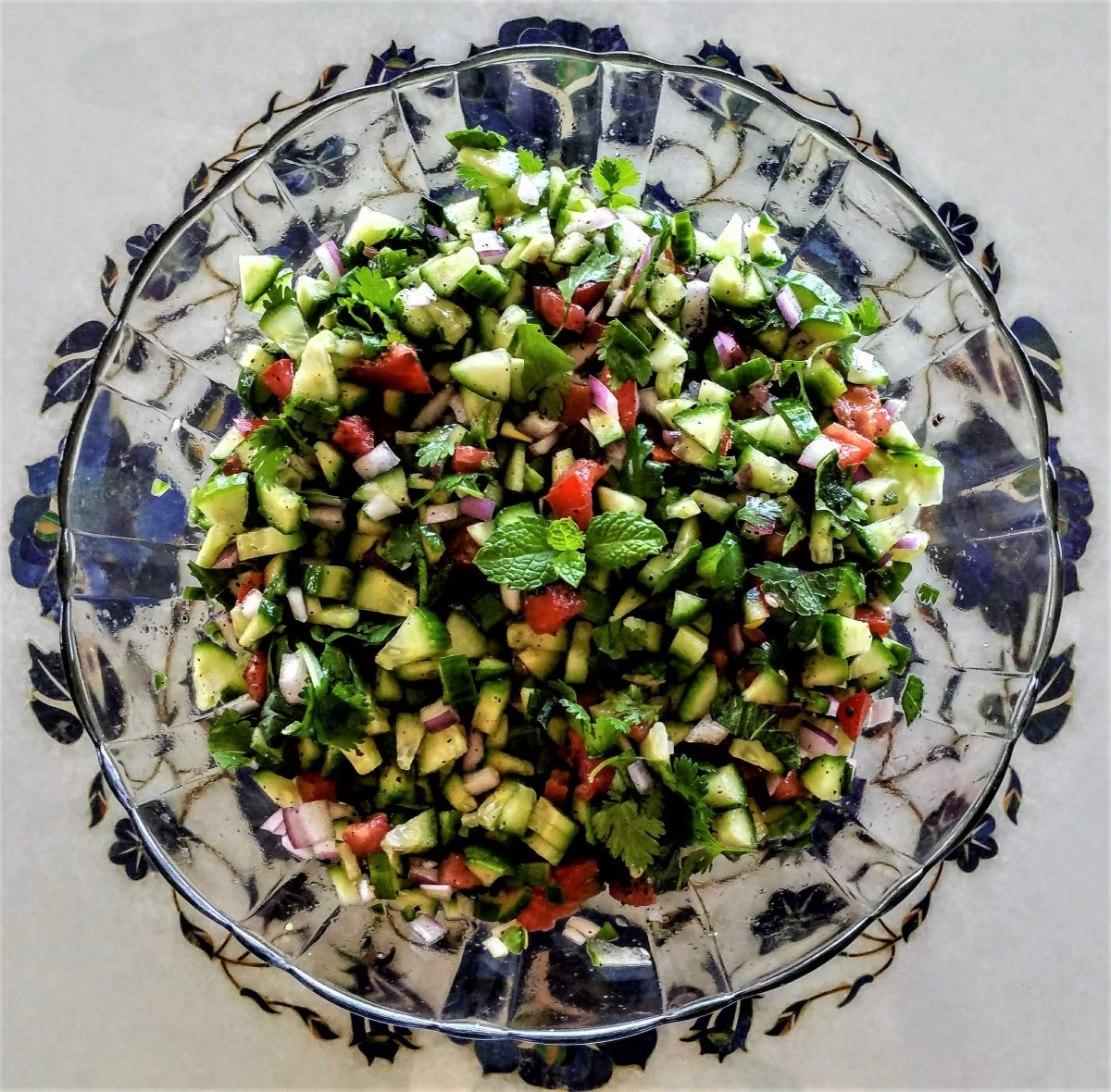 Avocado Med. Salad