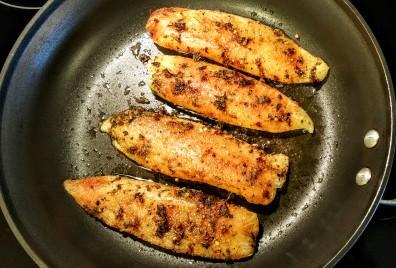 Amritsari Masala Fish Cook 2