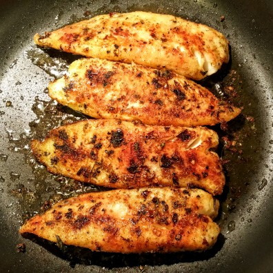 Amritsari Masala Fish Cook 3