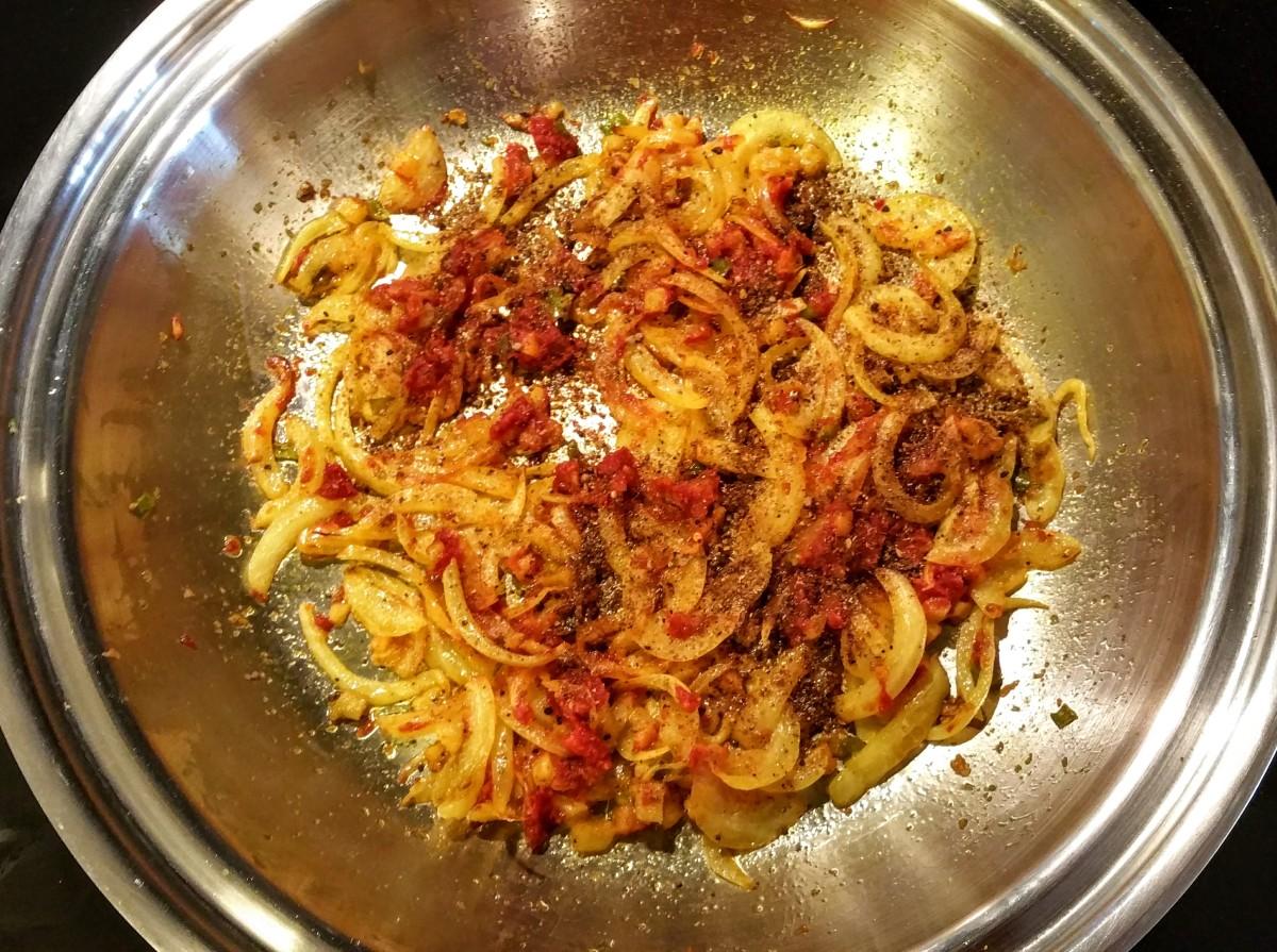 Bhindi Cook 5