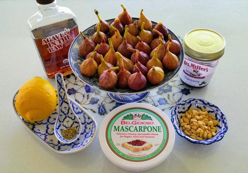 Fig Fillo Btes Ingredients