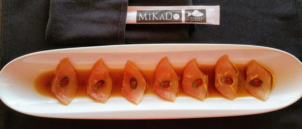 Mikado Hamachi Chili