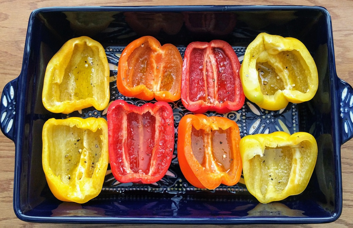 Oiled Peppers