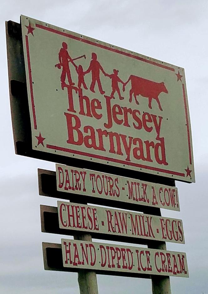 The Jersey Barnyard