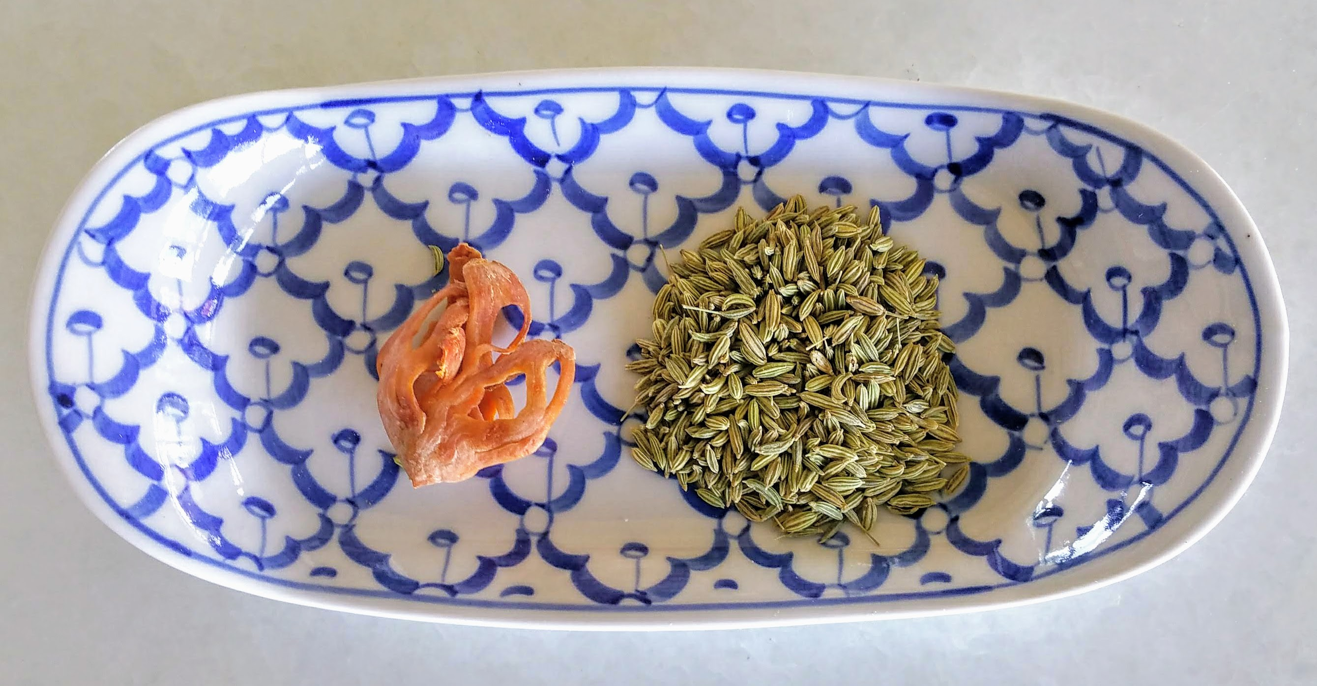 Mace & Fennel Seeds