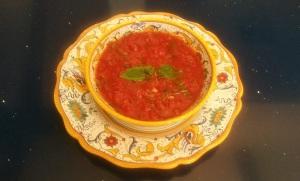 Marinara Sauce Feature