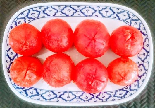 Marinara Sauce Peeled Tomatoes