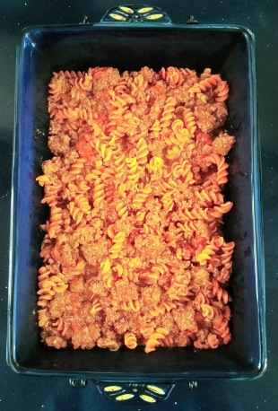 Red Lentil Pasta Layer 1